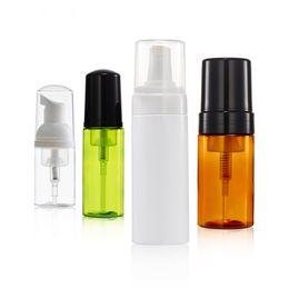 Wholesale Liquid Soap Dispenser Wholesale - Foaming 30ML 60ml 100ml 150ml Foam PET Bottle Container Shampoo Lotion Dispenser Liquid Soap Refillable Bottles