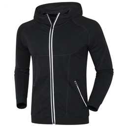 Wholesale Gym Corset - Cotton Running Jackets Fitness Sports Coat Soccer Football Training Gym Elastic Corset Hooded thick Keep warm Superior quality