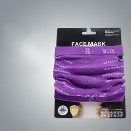 Masque facial course de ski en Ligne-Équitation Ski Masque Visage Solaire Antipoussière Extérieur Exécuter Serviette Masked Hommes Femmes Tête Couverture Froid Résistant Ventilation 12pp cc
