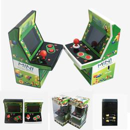 2019 jeux vidéo à succès Vente chaude Mini Classique Joystick Arcade Portable Poche De Poche Rétro Vidéo TV Jeu Console Jeu Joueur Pour Garçon promotion jeux vidéo à succès