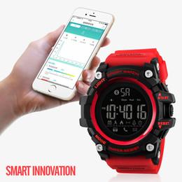 2019 наручные часы для мужчин Мужские смарт-часы шагомер спортивные часы мужчины удаленный вызов камеры приложение напоминание светодиодные цифровые наручные часы Relogio Masculino дешево наручные часы для мужчин