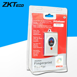 Wholesale Access Control Biometric Fingerprint Reader - Free Shipping Digital Persona Fingerprint Reader USB Biometric Fingerprint Scanner URU4000B Software Free SDK Access Control