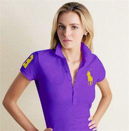11Summer polo da donna nuova polo popolare logo risvolto delle donne manica corta moda casual Paul manica corta gioventù sciolto T-shirt da
