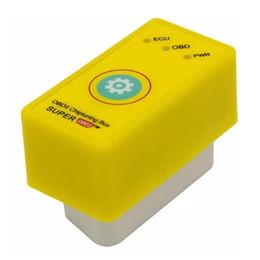 chips de rendimiento del coche Rebajas PPlug y Drive NitroOBD2 Performance Chip Tuning Box para Benzine Cars Herramienta de diagnóstico con envío gratis