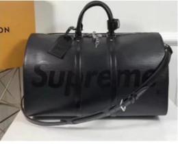 57cf663c79 2018 new fashion men women travel bag duffle bag
