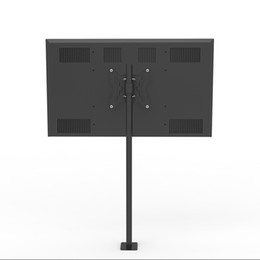 Напольные дисплеи онлайн-ЖК LED монитор ТВ держатель стойки дисплея пола французском ТВ кронштейн TD500