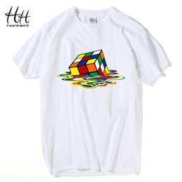 Wholesale big bang t shirts - HanHent The Big Bang Theory T-shirts Men Funny Cotton Short Sleeve O-neck Tshirts Fashion Summer Style Fitness Brand T shirts
