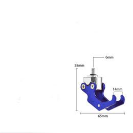 Accessoires modifiés pour scooter électrique, crochet pour griffe d'aigle, crochet pour casque de bagage, pièces décoratives, durable, tout en aluminium ? partir de fabricateur