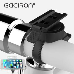 Wholesale Road Bicycle Stand - GACIRON UNIVERSAL BICYCLE PHONE HOLDER BIKE ROAD MOBILE PHONE HANDLEBAR STAND ROTATION HOLDER MOUNT RIDE BIKE ACCESSORIES