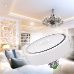 2019 потолочные светильники LED PIR Motion Sensor Lamp E27 85-265V Led Bulb 12 Вт 15 Вт Auto Smart Bulb LED потолочный светильник E27 инфракрасный датчик тела ночник дешево потолочные светильники