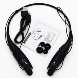 Bluetooth inalámbrico Deporte Estéreo Collar Ear Earphone Auriculares para iPhone Xiaomi Samsung ZTE Auriculares para teléfono celular HBS730 HBS-730 desde fabricantes