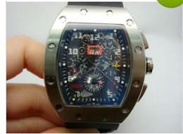 Reloj de los hombres calientes de la venta libre del envío de la venta superior venda los relojes de lujo de la alta calidad reloj automático mecánico correa de goma negra desde fabricantes