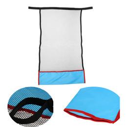 Gli amache della rete mesh online-Noodle galleggiante Sedia Net Pool Sling Mesh Chair Net Bed Seat Hammock Mesh Per adulti Piscina per bambini
