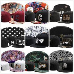 Wholesale Strap Snap Back - Fashion Ball Caps Cayler & Sons Baseball strap snap back snapback hats autumn winter summer Hip Hop cotton adjustable hats for men