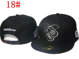 Wholesale White Leather Hat - New High Quality Hot Selling Man Woman D9 Snapbacks hats leather strap back Hats Snapback Basketball Metal Logo hats caps free Adjustable