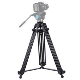 2018 vidéo dslr Trépied en alliage d'aluminium robuste professionnel PULUZ PU3003 pour caméscope vidéo appareil photo reflex DSLR promotion vidéo dslr
