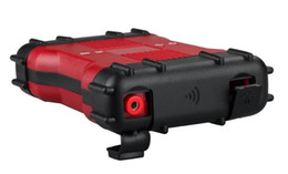 Vcm ids ford online-V98 VCM II IDS herramienta de diagnóstico verde solo tablero para Ford / Mazda VCM 2 VCM2 OBD2 escáner envío gratis 2016 última versión V98 VCM II