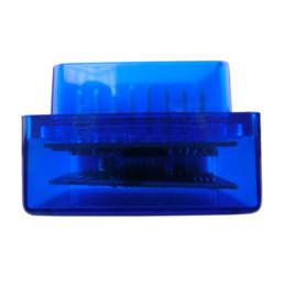 connecteur opel 16 broches Promotion Super Mini Elm327 Bluetooth OBD2 V1.5 Orme 327 V 1.5 OBD 2 Voiture Scanner Diagnostic-Outil Elm-327 OBDII Adaptateur Auto Outil De Diagnostic