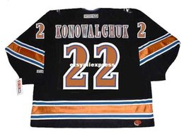 008b5522314 personalizzato Mens STEVE KONOWALCHUK Washington Capitals 2002 CCM maglie  Vintage Away Cheap Retro Hockey Jersey sconti pullover a buon mercato hockey  ...