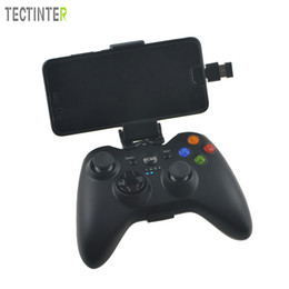 Wholesale Smart Game Console - 2.4G Joypad Game Controller Android Wireless Controller For PS3 Console Phone PC TV Box Joystick For Xiaomi Smart Phone