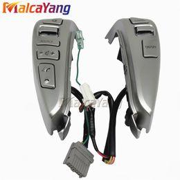2019 interruptor de palanca del motor Car styling 25550-3DA6A Controles de control de velocidad del crucero Bluetooth 255503DA6A para NISSAN TIIDA SENTRA SUNNY Livina ALMERA