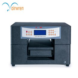 Wholesale Close Image - Latest Technology Desktop DIY Image A4 UV Printer With Full Closed CISS System