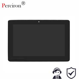 tela lcd fpc Desconto Nova 10.1 polegada para asus padfone 2 a68 estação 5273n fpc-1 substituição display lcd touch screen assembléia frete grátis