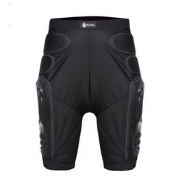 Wholesale men shorts pants legging - Body Armour Protection Shorts Skiing Skating Snowboards Motorcycle Motocross Racing Skiing Armor Pads Hips Legs Protector Pants