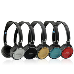 2019 bluetooth kopfhörer mp3 Bluetooth Kopfhörer MP3 Radio Computer Stirnband HIFI Stereokopfhörer BT800 Kopfhörer rabatt bluetooth kopfhörer mp3