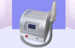 Wholesale nd yag - Free freight CE LVD ECM approved multi wavelength Nd.yag laser tattoo pigment removal machine LLFA