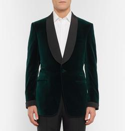 12 цветов бархат смокинг куртка дизайн на заказ мужчины костюм куртка элегантный ужин для курящих Slim Fit свадебные костюмы для мужчин supplier elegant wedding tuxedos от Поставщики элегантные свадебные смокинги