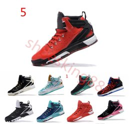 Wholesale Sports Shoes Men Cheap Prices - D 6 Boost Men's Basketball Shoes Cheap Original Half Price Discount Fashion Derrick Sports Shoes Size 40-46 Free shipping