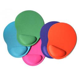 EVA игровой коврик для мыши с запястья отдых нет запаха защитить оптический трекбол ПК сгущаться Большой коврик для мыши для игры от