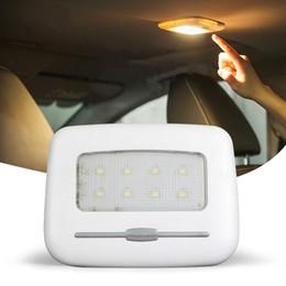 2019 luzes da noite de mesa Recarregável USB luz LED para sensor de luz auto lâmpada noite iluminação do teto do carro iluminação interior acessórios do carro