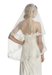 Applique de dentelle Lash blanc et ivoire Gaze et voile de mariée voile de mariée accessoires de mariage ? partir de fabricateur