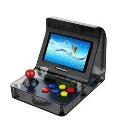Console portátil gb on-line-Novo RETRO ARCADE Portátil Mini Handheld Consola De Jogo 16 GB 4.3 polegada 64bit pode armazenar 3000 Jogos Família Game Console com caixa de varejo