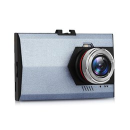 Wholesale Vehicle Motion Detection - Wholesale-1 set 3 inch LCD FHD 1080P Car DVR Vehicle Camcorder Night Vision Motion Detection Ultra-thin Dash Cam Camera Digital Video