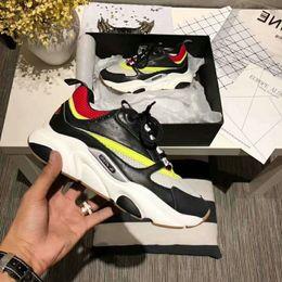 Atacado de Alta qualidade Francês Paris camurça de couro das mulheres dos  homens casuais sapatos de alta top de moda tênis de marca de luxo da marca  homens ... 9a1a3a6c9465e