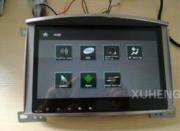 Wholesale lexus navigation dvd - IPS 2GB ram 10.2inch Android 6.01 Car GPS Navigation for Lexus LX470 Toyota Landcruiser100 Vedio Stereo Audio Head Unit Media