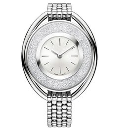Wholesale Noble Steel - 2018 New Model Top Luxury Brand Women 36mm AAA Replica Watch For Woman Fashion Casual Silver Watch High Quality Noble Lady Dress Watch