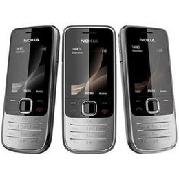 Móvel de banda quádrupla desbloqueado on-line-Remodelado nokia 2730c 2730 classic desbloqueado bar telefone móvel GSM 3G WCDMA Quad Band 2.0MP câmera grátis DHL 10pcs