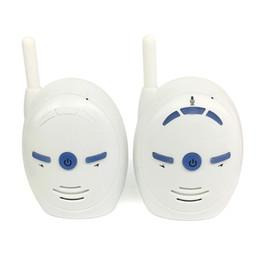 2019 walkie telefon OWGYML 2.4GHz Wireless Baby Monitor Audio Baby Telefon Alarm Walkie Talkie Babysitter Intercoms Elektronische Radio Nanny Krankenschwester günstig walkie telefon