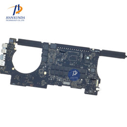 hp 15 motherboard Rabatt Hochwertiges Logic Board Motherboard 661-8302 Für Pro 15 '' Retina A1398 Ende 2013 Mainboard