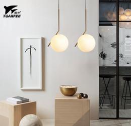 Modern Minimalist Kolye Işık Lamba Nordic Tavan Giyim Dekorasyon cam Lamba Oturma Odası Yatak Odası Yemek Odası için nereden