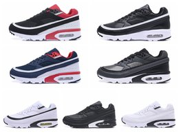 Wholesale Idea Red - Men's BW Ultra SE Running Shoes Fashion Sports New Design Ideas like 90 OG QS High Quality Indoor and Outdoor Sneakers