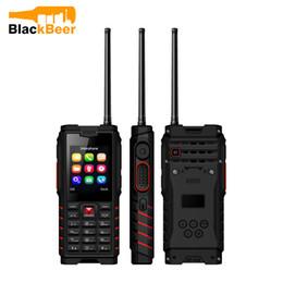 Wholesale Waterproof Walkie - ioutdoor T2 IP68 Waterproof 2.4 inch Screen 4500mAh battery UHF Walkie Talkie PTT Rugged Cell Phone