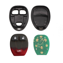 Wholesale Replacement Keyless Entry Remotes - Car Key Replacement 315Hz 3 Buttons Remote Start Keyless Entry Key Fob Transmitter Clicker Alarm for Chevy CMG OUC60270   15913420 CIA_423