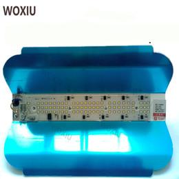 WOXIU Led Iodine Lampada al tungsteno Luce tecnica Raffreddamento efficiente Lunga durata Consumo energetico ultrabasso Ac178-285V 50W 100w da cree luce del distributore di benzina fornitori