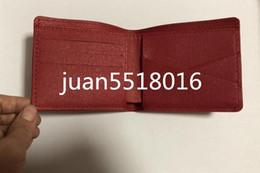 2019 heißes männliches geschenk Schlussverkauf! Marke Männer kurze Brieftasche, klassische Mode männlichen Patchwork Geldbörse mit Münzfach Kartenhalter mit Geschenkbox günstig heißes männliches geschenk