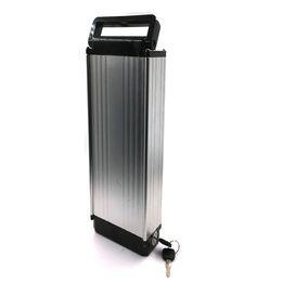 2019 54.6v 2a cargador Batería eléctrica eléctrica trasera gratuita ebike 48v 20AH 18650 baterías 30A BMS para 750 / 100W motor 54.6V 2A cargador 54.6v 2a cargador baratos